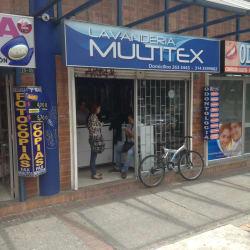 Lavandería Multiplex en Bogotá