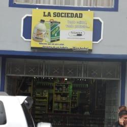 La Sociedad en Bogotá