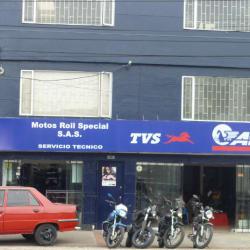 Motos Roil Special S.A.S en Bogotá