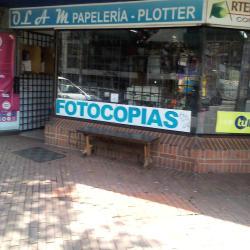 Olam en Bogotá