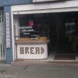Bread Station en Bogotá
