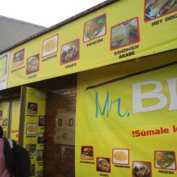 Mr. Big en Bogotá