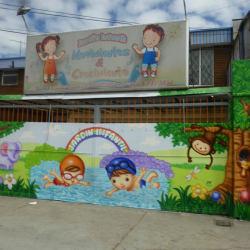 Jardín Infantil Movimientos y Crecimiento en Bogotá
