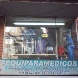 Almacén Equiparamédicos en Bogotá