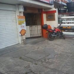Asadero restaurante El París El Sabor de Siempre  en Bogotá