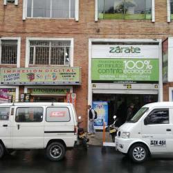 Zárate Publicidad  en Bogotá