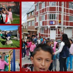 ACJ  YMCA en Bogotá