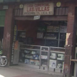 Casa Comercial Las Villas en Bogotá