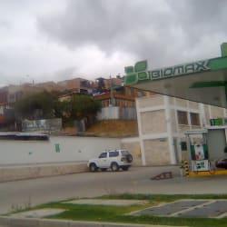 Estación de Servicio Biomax Calle 40 sur en Bogotá