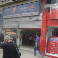 Courier Box Carrera 10 con 14 en Bogotá