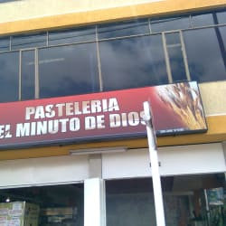 Pastelería El Minuto de Dios en Bogotá