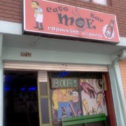 Café Bar Moe en Bogotá
