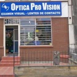 Óptica Pro Visión en Bogotá