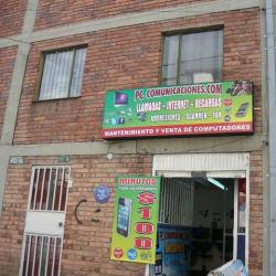PC Comunicaciones.com en Bogotá