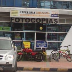 Papelería Terracota en Bogotá