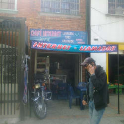 Café Internet M y M en Bogotá