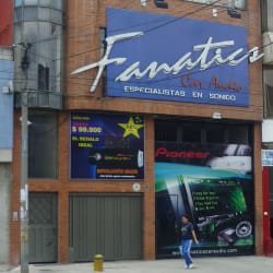 Fanatics Car Audio en Bogotá