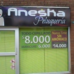 Peluquería Aneska en Bogotá