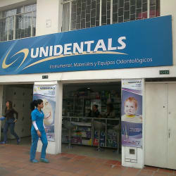 Unidentals en Bogotá