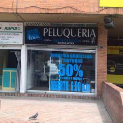 Peluquería Fabio Hoyos en Bogotá