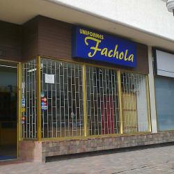 Uniformes Fachola en Bogotá