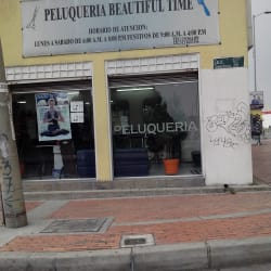 Peluquerí Beatiful Time Calle 127D en Bogotá