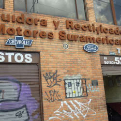 Distribuidora y Rectificadora de Motores Suramericana en Bogotá