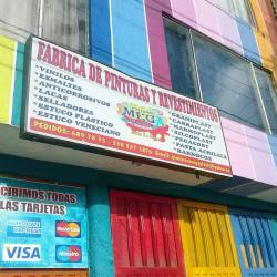 Fábrica De Pinturas y Revestimientos en Bogotá