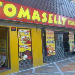 Tomaselly Hamburguesas en Bogotá