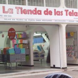 Tienda de las Telas en Bogotá