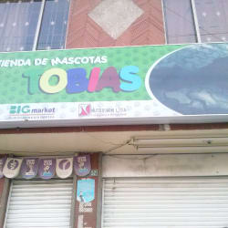 Tienda de Mascotas Tobías en Bogotá
