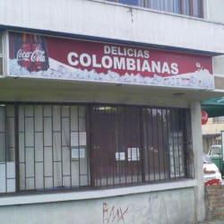 Tienda Delicias Colombianas en Bogotá
