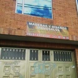 Maderas y Diseños Manosalva en Bogotá