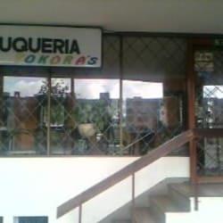Peluquería Tokaras en Bogotá