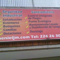 Peniel JM en Bogotá