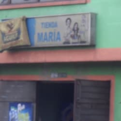 Tienda María en Bogotá