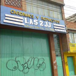 Cardanes y Repuestos Las 2 J J en Bogotá