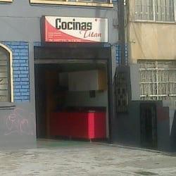 Cocinas Titán en Bogotá