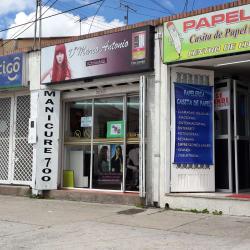 D'Marco Antonio en Bogotá