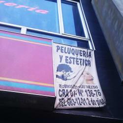 Peluquería y Estética Carrera 91 con 136 en Bogotá