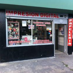 Impresión Digital Calle 45 en Bogotá