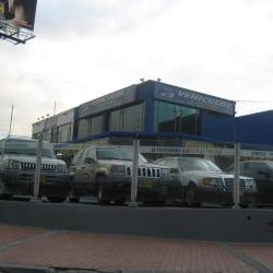 Vehículos Erasmo Pulgarin en Bogotá