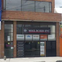Mail Boxes Etc Calle 129 en Bogotá