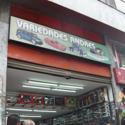 Variedades Andres en Bogotá