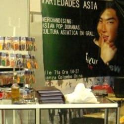 Variedades Asia en Bogotá
