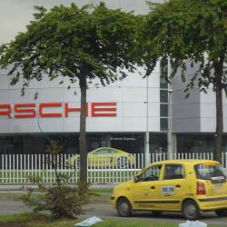 Autoelite Porsche en Bogotá