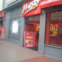 Presto en Bogotá