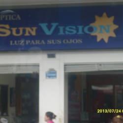 Óptica Sun Visión en Bogotá