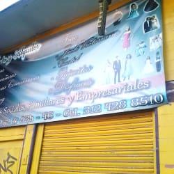 Venta y Alquiler de Trajes en Bogotá