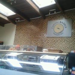 Capital Bagels en Bogotá